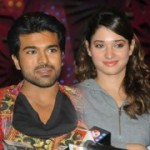 Ram Charan Tamanna Racha Press Meet Stills