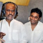 Rajinikanth Kochadaiyaan Song Recording Stills