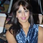 Sanjana at Disco Audio Launch