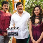 Sunil New Movie Launch Stills