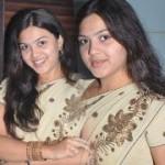 Swetha in Saree Stills