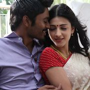 Dhanush Shruti Hassan 3 Movie Hot Stills