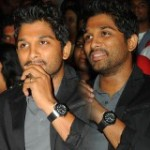 Allu Arjun at Gabbar Singh Audio Release