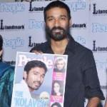 Dhanush Launches People Magazine