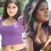 Meghana Raj Hot Stills