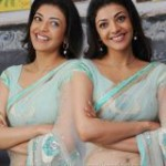 Kajal Agarwal in Saree Hot Pics