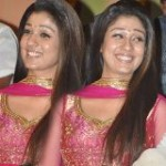 Nayanthara in Churidar Cute Pics