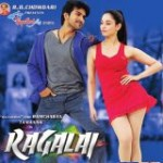 Ram Charan Tamanna in Ragalai Movie Release Posters
