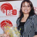 Sonia Agarwal flagged off RED 2012 Stills