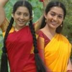 Athulya in Half Saree Stills