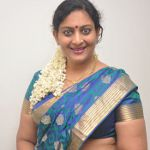 Actress Deepa in Silk Saree Stills