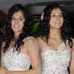 Tapsee at Daruvu Audio Promotions