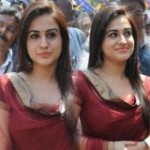 Actress Aksha New Stills