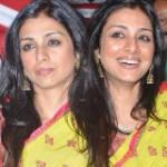 Actress Tabu Saree Pics