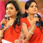 TV Anchor Suma Saree Stills