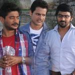 Action with Entertainment Movie Working Stills