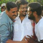 Vijay dance in Rowdy Rathore Stills
