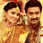 Sneha Prasanna Wedding Reception Stills