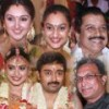 Celebs at Sneha Prasanna Wedding