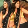 Deeksha Seth Hot in Saree @ UKUP Audio Release