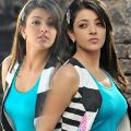 Kajal Agarwal in Mini Skirt Hot Pics