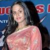 Karthika Nair at Dammu Success Meet