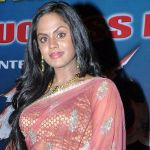 Karthika Nair at Dammu Success Meet