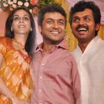 KS Ravikumar Daughter Wedding Reception Stills