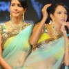Lakshmi Manchu Hot Saree @ UKUP Audio Release