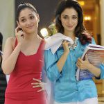 Tamanna Hot Images in Racha