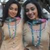 Akshaya in Churidar Stills