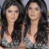Deeksha Seth Hot Stills @ Idea South Filmfare Awards Press Meet