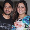 Namitha, Bharath at Moto Show 2012 Launch