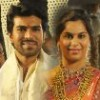 Ram Charan Reception for Fans Stills