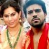 Ram Charan & Upasana at Tirupati