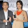 Shruti Hassan Launches Samsung Galaxy S3 Stills