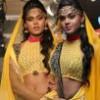 Karthika Nair Ramp Walk at CIFW 2012