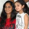 Shalini Ajith Kumar & Anoushka at Badminton Championship