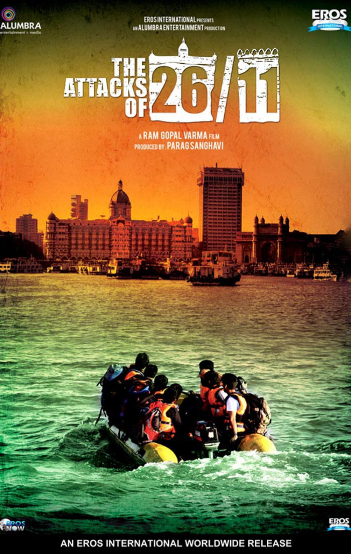 RGV's The Attacks Of 26/11 First Look Poster