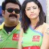 CCL 3 Semi Final Kerala Strikers Vs Karnataka Bulldozers Match Photos