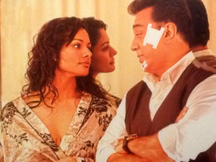 Pooja Kumar & Kamal Hassan in Vishwaroopam 2 Movie Images