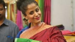Anukriti Sharma launches National Silk Expo