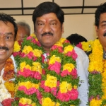 MAA New President Rajendra Prasad Press Meet Stills