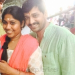Actor Vidharth Engagement @ Palani