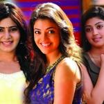 Brahmotsavam heroines Samantha, Kajal & Pranitha