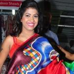 Geethanjali inaugurates National Silk Expo