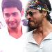 Shah Rukh Khan @ Mahesh Babu Brahmotsavam Sets