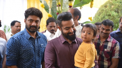 NTR – Koratala Siva Project Launched