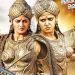 Anushka's Rudhramadevi Release Posters