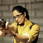 Anasuya in Kshanam Movie